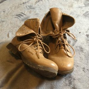 Rock & Candy Leather boots